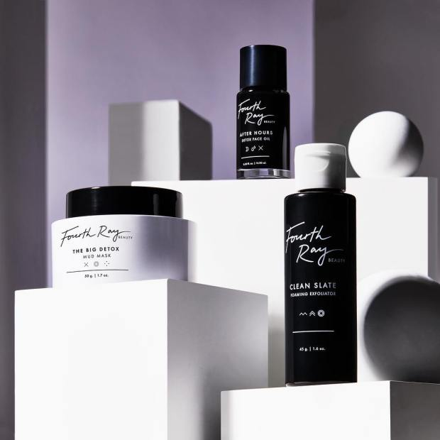 Fourth Ray Beauty Reset Collection Detox