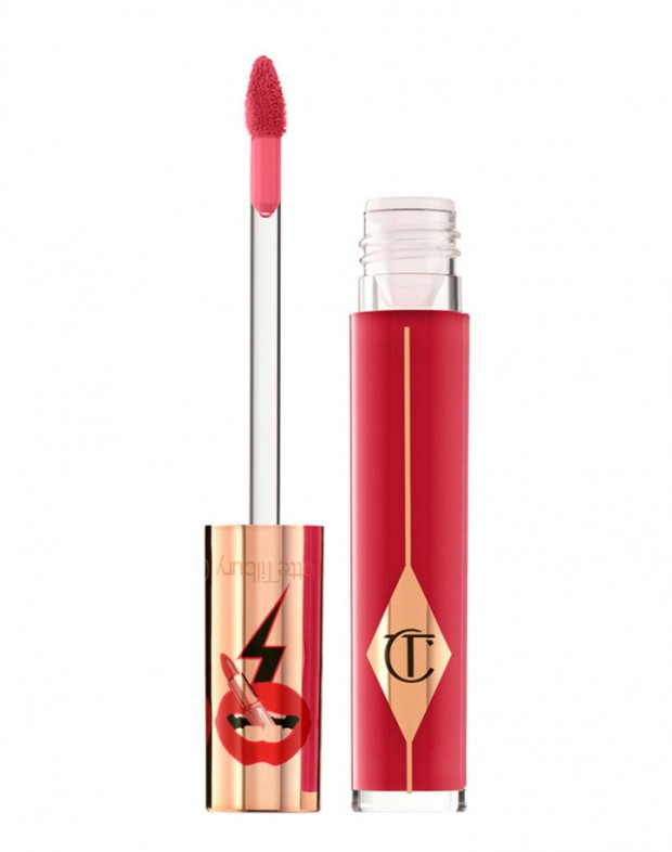 Charlotte Tilbury Icon Eyeshadow and Latex Love Lip Glosses